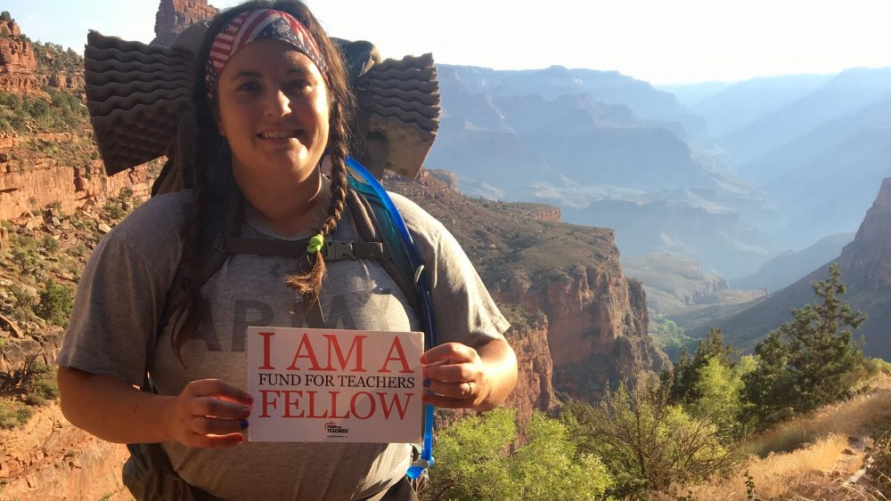Fund for Teachers Grand Canyon